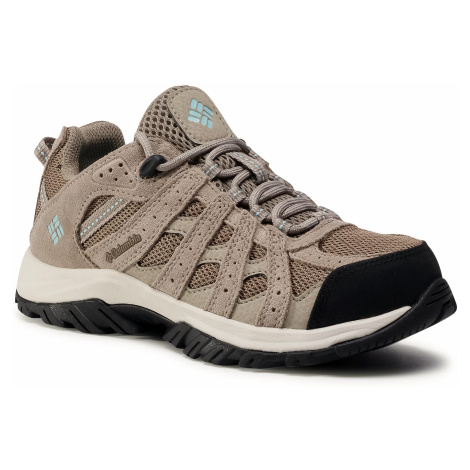 Trekkingi COLUMBIA - Canyon Point Waterproof YL5416 Pebble/Sky Blue