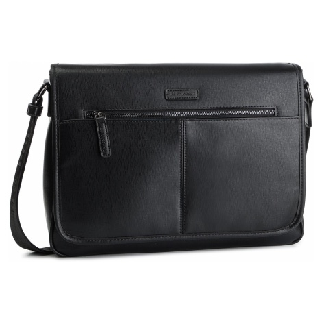 Torba na laptopa U.S. POLO ASSN. - NewSideb. Messenger Bag BEUND0546MVP000 Black