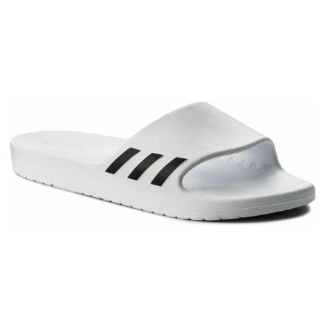 Klapki adidas - Aqualette W CG3551 Ftwwht/Cblack/Ftwwht