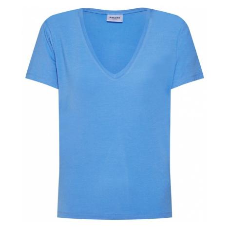 VERO MODA Koszulka 'DINA' niebieski