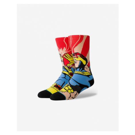 Stance Xmen Cyclops Skarpetki Czerwony