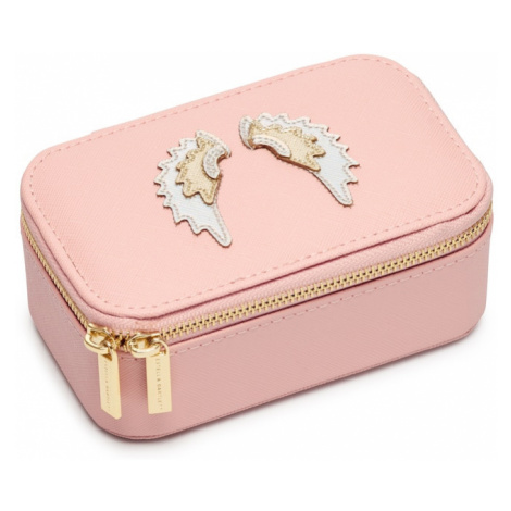 Estella Bartlett Portmonetka 'Mini Jewellery Box' różowy pudrowy