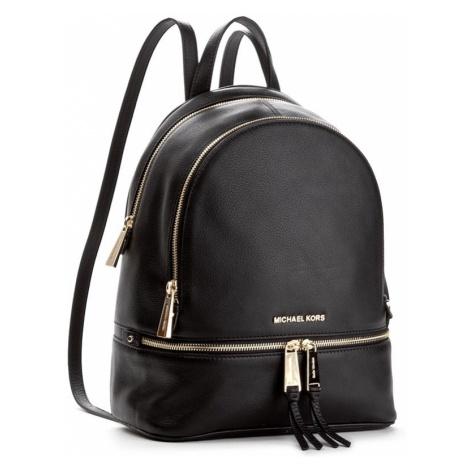 Plecak MICHAEL MICHAEL KORS - Rhea Zip 30S5GEZB1L Black
