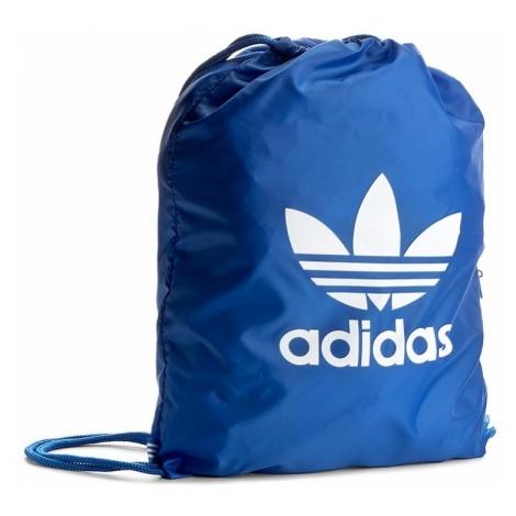 Plecak adidas - Gymsack Trefoil BJ8358 Blue