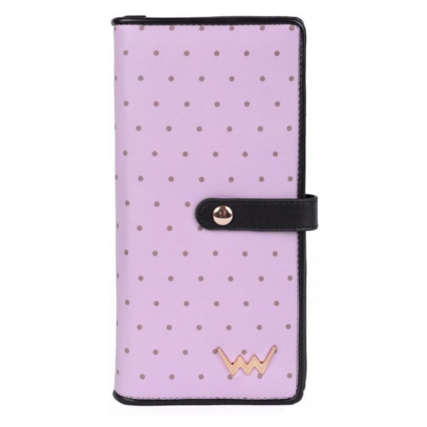Women's wallet VUCH Black Dots Collection