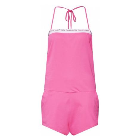 Calvin Klein Swimwear Szorty 'BANDEAU ROMPER' różowy pudrowy