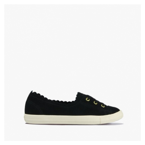 Buty damskie sneakersy Converse Chuck Taylor Ballet Lace Frilly Thrills 563483C