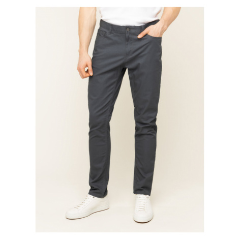 MICHAEL Michael Kors Spodnie materiałowe Chinos CS93CKM3DR Szary Slim Fit