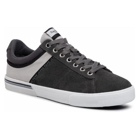 Sneakersy PEPE JEANS - North Zero PMS30561 Dark Grey 975