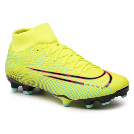 Nike Buty Superfly 7 Academy Mds Fg/Mg BQ5427 703 Żółty