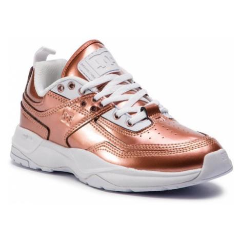 DC Sneakersy E.Tribeka Se ADJS200015 Brązowy