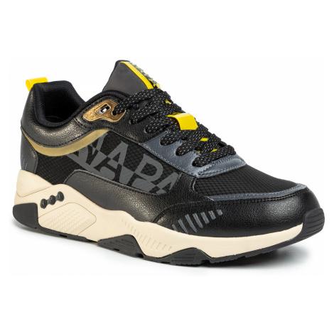 Sneakersy NAPAPIJRI - Lake NP0A4EUT0 Black 041 411