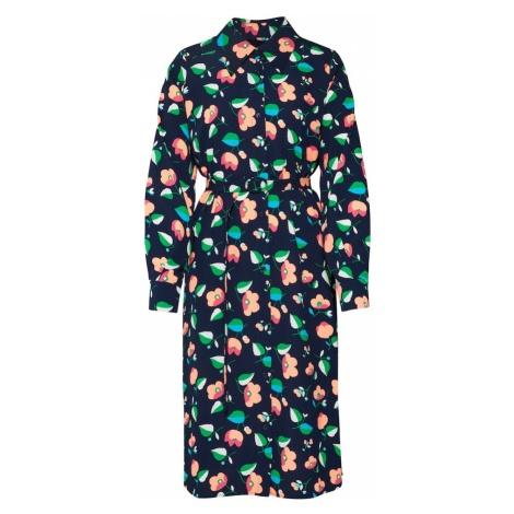 Essentiel Antwerp Sukienka koszulowa mieszane kolory / czarny