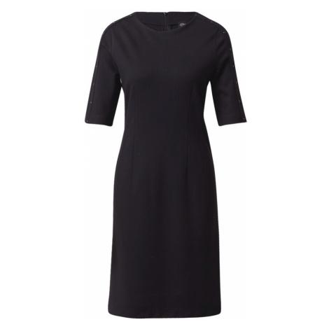 S.Oliver BLACK LABEL Sukienka czarny