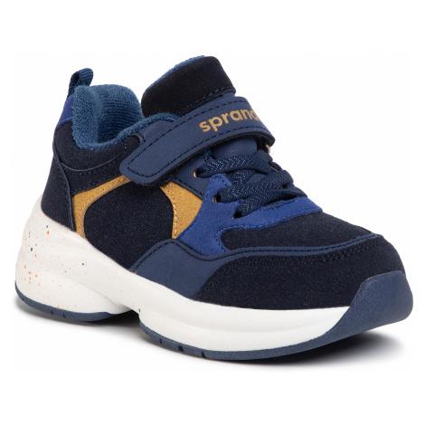 Sneakersy SPRANDI - CP66-19064 Cobalt Blue