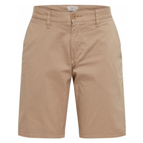 Minimum Spodnie 'frede' khaki