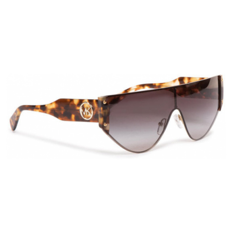 Michael Kors Okulary przeciwsłoneczne Park City 0MK1080 10068G Brązowy