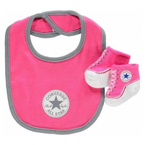 Converse Bib and Bootie Set