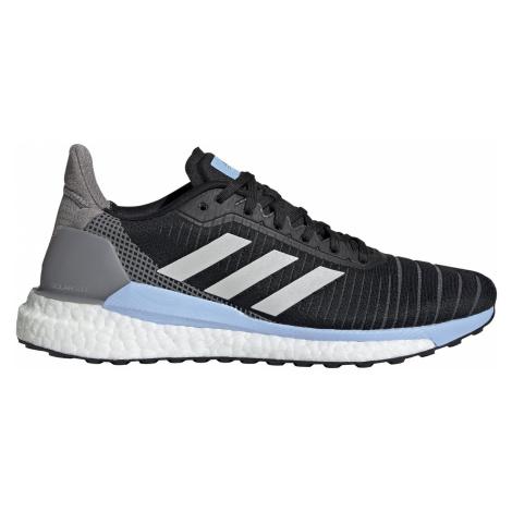 buty do biegania damskie ADIDAS SOLAR GLIDE 19 CBLACK/GONE/GBLUE / G28038