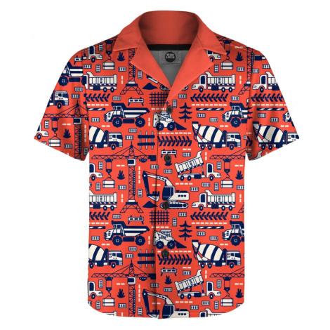 Mr. GUGU & Miss GO Man's Shirt SH-K1639