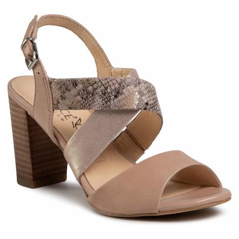 Sandały CAPRICE - 9-28312-24 Rose Comb 504