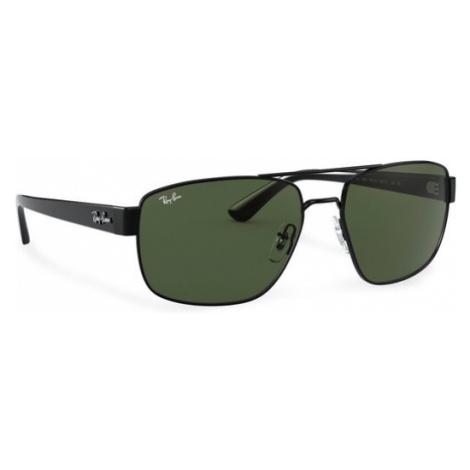 Ray-Ban Okulary przeciwsłoneczne 0RB3663 002/31 Czarny