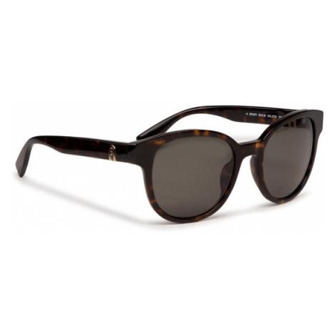 Furla Okulary przeciwsłoneczne Sunglasses Sfu470 WD00015-A.0116-AN000-4-401-20-CN-D Brązowy