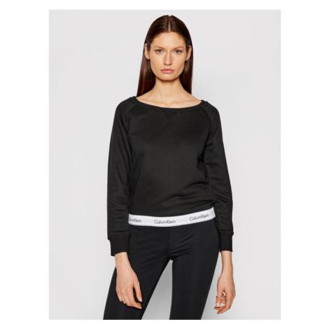 Calvin Klein Underwear Bluza Modern 000QS5718E Czarny Regular Fit
