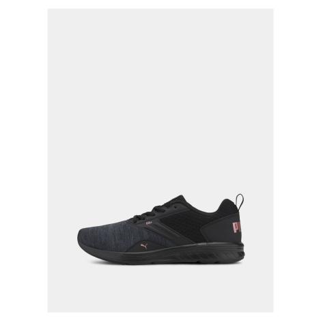 Czarne buty damskie marki Puma