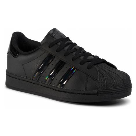 Buty adidas - Superstar C FV3149 Cblack/Cblack/Cblack
