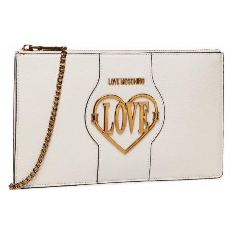 Torebka LOVE MOSCHINO - JC5300PP0AKT0100 Bianco