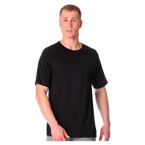 Koszulka męska 202 new plus black Cornette