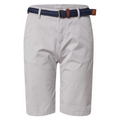 ESPRIT Spodnie jasnoszary