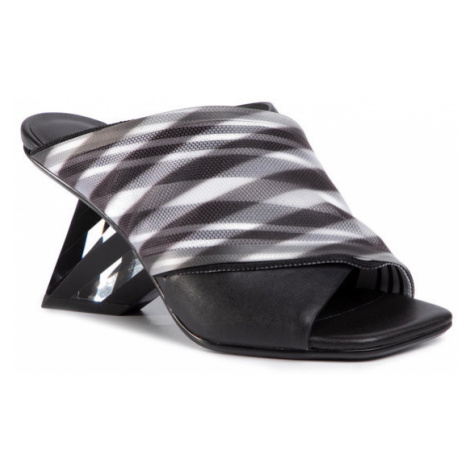 United Nude Klapki Rockit Op Sandal 105350114951 Czarny