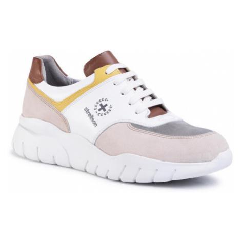 Strellson Sneakersy Kilburn 4010002816 Beżowy