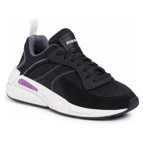 Sneakersy DIESEL - S-Serendipity Low W Y02160 P3163 T8013 Black