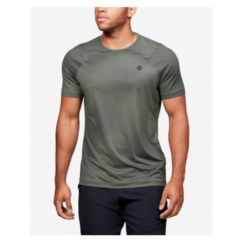 Under Armour RUSH™ HeatGear® Koszulka Zielony