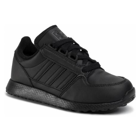 Buty adidas - Forest Grove C EG8961 Cblack/Cblack/Cblack