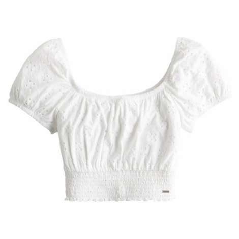 HOLLISTER Koszulka biały