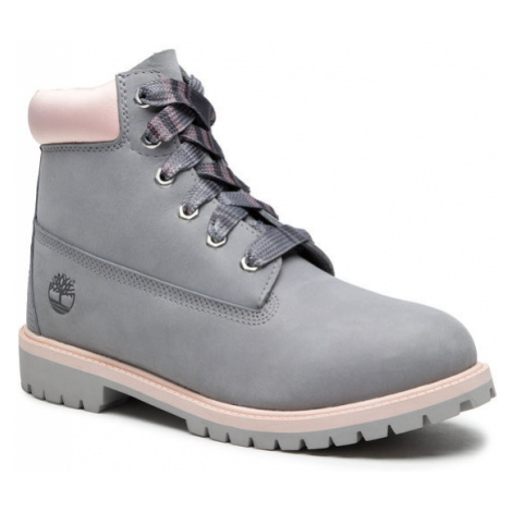 Timberland Trapery 6 In Premium WP Boot TB0A41TGD52 Szary