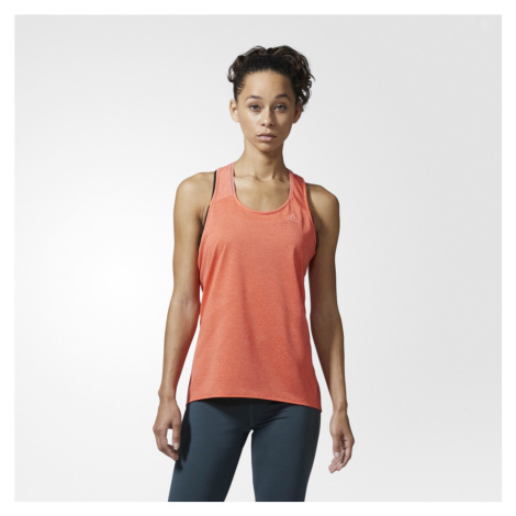 Koszulka adidas Supernova Tank Top W Koralowa