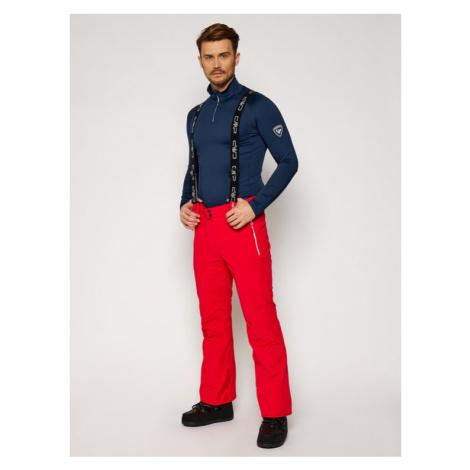CMP Spodnie narciarskie 3W04467 Czerwony Regular Fit