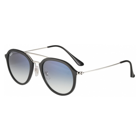 Ray-Ban Okulary przeciwsłoneczne '0RB4253' srebrny / czarny