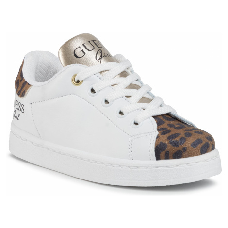 Sneakersy GUESS - Lucy FI7LUC ELE12 WHILE