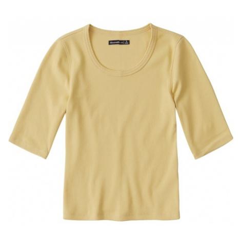 Abercrombie & Fitch Koszulka jasnożółty