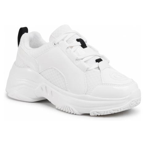 Sneakersy DESIGUAL - Sneaker Chunky 20SUKP03 1000
