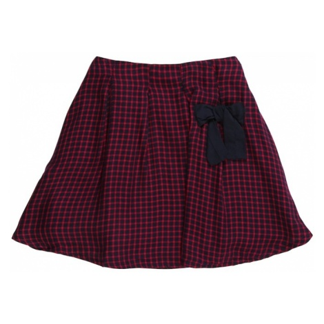 TOM TAILOR Spódnica 'Check' granatowy / różowy