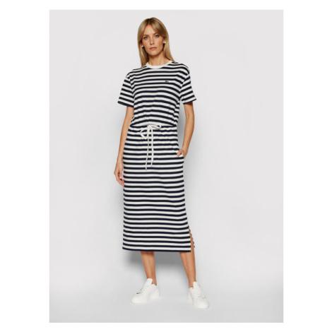 Lacoste Sukienka codzienna EF1301 Kolorowy Regular Fit