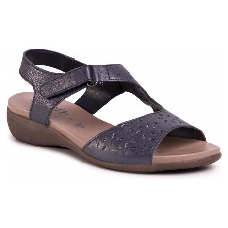 Sandały GO SOFT - WI16-ANYA-02 Cobalt Blue
