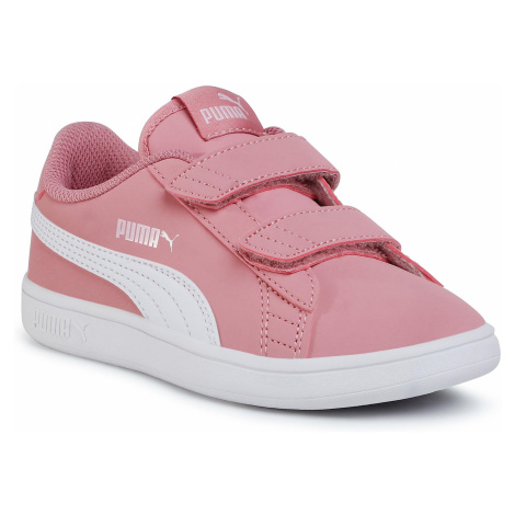 Sneakersy PUMA - Smash v2 Buck V Ps 365183 21 Foxglove/Puma White